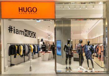 В т/ц Spice открылся магазин нового концепта HUGO