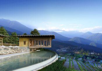 Six Senses Bhutan — новая коллекция отелей в Бутане