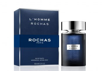 L'HOMME ROCHAS, или Новый образ французского любовника с характером Парижа.