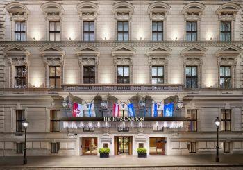 Венский отель The Ritz-Carlton дарит билет на выставку Брейгеля