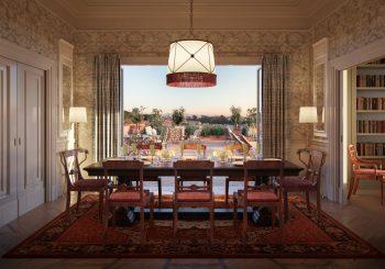 Hotel de la Ville: новый дворец в центре Вечного города