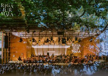 Первый уикенд фестиваля классической музыки «Рига Юрмала» уже через месяц