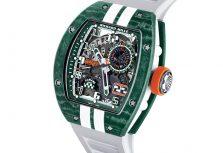 В честь возвращения гонки Le Mans Classic выйдет лимитированная серия часов Richard Mille