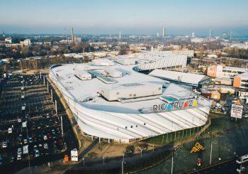 В Rīga Plaza пройдут бесплатные киносеансы под открытым небом