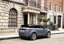 Первый компактный внедорожник Land Rover стал гибридным