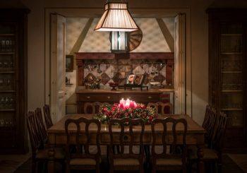 Новогодние праздники в поместье Rosewood Castiglion del Bosco, Тоскана