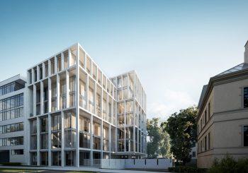 LNK Properties начинает строительство  проекта Renaissance в современном центре Риги.