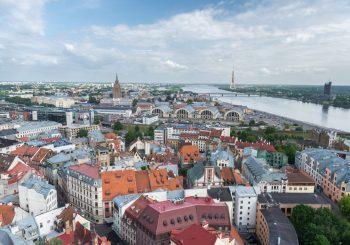 Рига претендует на титул лучшего туристического маршрута Европы 2019 года