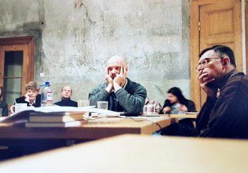 Издатели журнала Rīgas Laiks приглашают на дискуссию «Страх, как враг сознания»