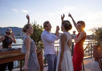 Новый год в La Réserve Eden au Lac Zurich