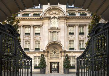 Единственный в мире сьют с собственным почтовым индексом в отеле Rosewood London