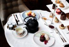 Чаепитие по-королевски во дворце Le Royal Monceau