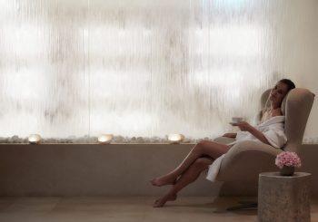 Новый Spa сюит от Anne Semonin Paris в Porto Sani