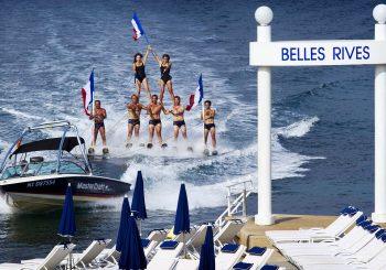 Отель Belles Rives 5 на Лазурном берегу объявляет летнюю программу