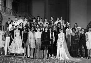 Chanel. Spring-Summer 2021 Haute Couture collection