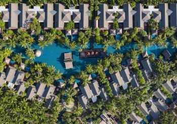 Инициативы в области устойчивого развития на курорте The St. Regis Bali Resort