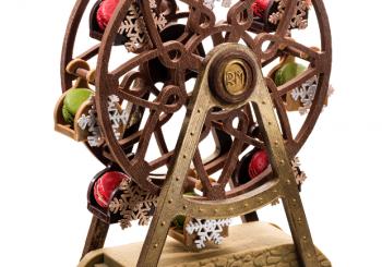 Рождественский десерт от Пьера Эрме в Le Royal Monceau – Raffles Paris