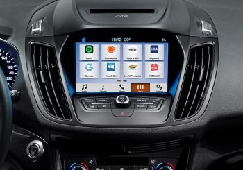 Ford SYNC 3 приходит в Европу