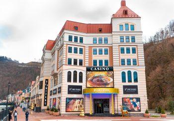 На курорте «Роза Хутор» открылось новое казино «Бумеранг»