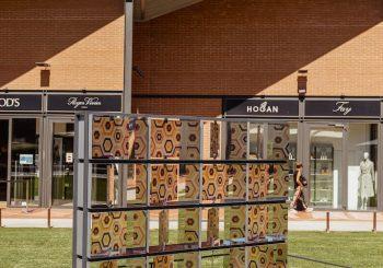Аутлеты The Mall Luxury Outlets представляют мультисенсорный проект, связывающий искусство, моду и развлечения
