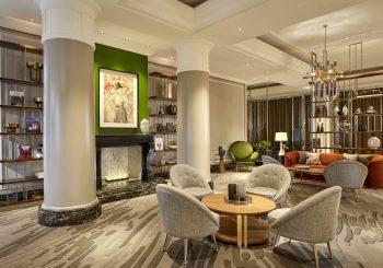 The Ritz-Carlton, Berlin: обновленные интерьеры в стиле ар-деко после многомиллионной реновации