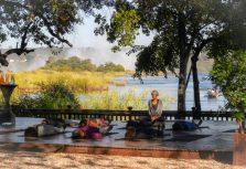 Отдых с пользой для здоровья в отеле Royal Livingstone Hotel by Anantara на берегу Замбези