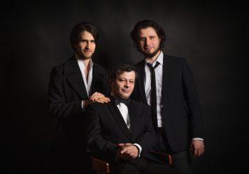 Объявлены концерты «Три Осокина»