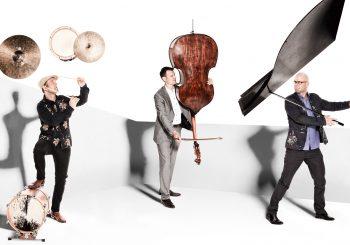 В концертном зале «Дзинтари» выступят виртуозное джазовое трио VEIN из Швейцарии