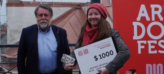 IDFF Artdocfest/Riga призывает подавать фильмы на конкурсные программы фестиваля