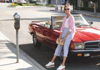 Тренд летней моды – одежда в прохладных оттенках мороженого