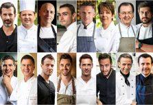 16 лучших шеф-поваров Швейцарии на вечеринке GaultMillau в Grand Resort Bad Ragaz