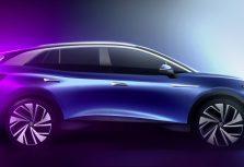 Volkswagen представил ID.4 – первый электрический внедорожник