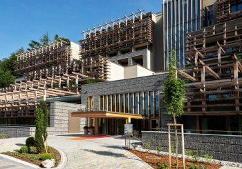 Waldhotel стал первым швейцарским отелем, вошедшим в Международную Ассоциацию Оздоровительного Туризма