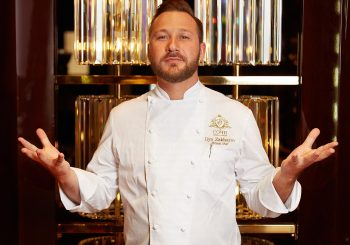 Dom Pérignon приглашает на ужин