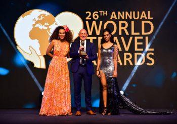 Fairmont Maldives Sirru Fen Fushi: туристический «Оскар» выбрал лучшего