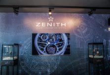 ZENITH. Специальная лимитированная серия в честь Порто-Черво