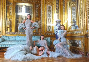 Ziad Nakad. Spring-Summer 2021 Haute Couture collection
