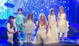 Натали Тумшевиц-Эргле приглашает на Рождественский благотворительный вечер