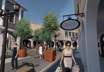 Шоппинг в Финляндии: в ноябре откроется Zsar Outlet Village