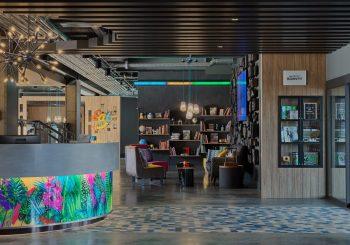 Aloft Aberdeen TECA – первый отель Aloft Hotels в Шотландии