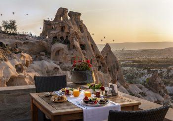 Отель Argos in Cappadocia разожжет огонь любви в День Св. Валентина