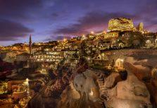 Argos in Cappadocia вошел в десятку лучших отелей  Турции и Греции
