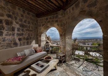 Отель Argos in Cappadocia отправит гостей в путешествие мечты