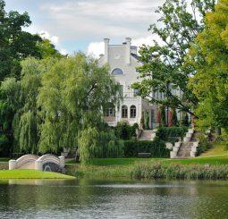 Rumene Manor: роскошь за пределами столицы