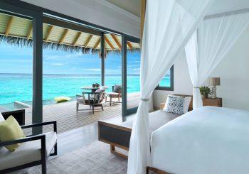 На курорте Vakkaru Maldives «лечат» звуком