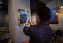 В Риге открылась выставка современного искусства «Сердцебиение галереи»