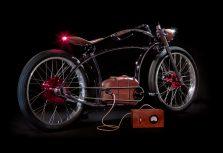 M.A.D.Gallery представляет электрические велосипеды Avionics ручной работы: принципиально новый подход к передвижению