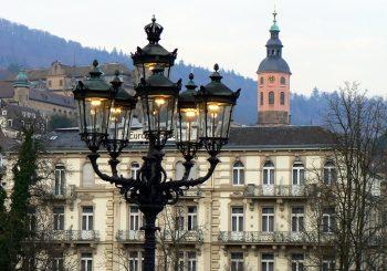 Зима в Баден-Бадене