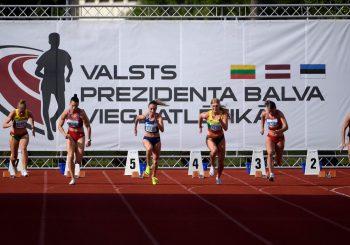 Латвийское черное золото. «Президентская награда по легкой атлетике»