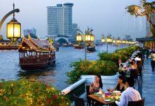 Второе рождение Mandarin Oriental, Бангкок